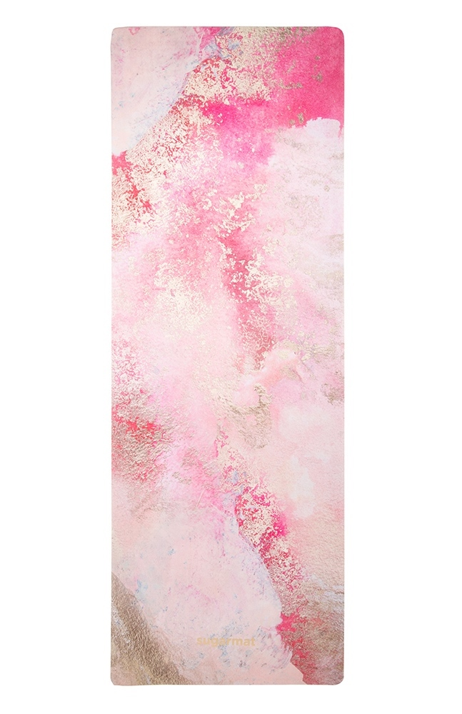 Picture of LOVE AFFAIR - SUEDE YOGA MAT (3MM)